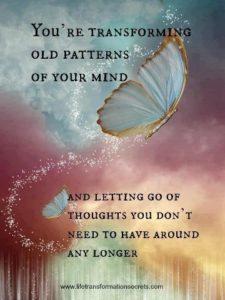 Transform Old Patterns of Mind