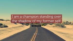 Champion Quote - Addiction Recovery